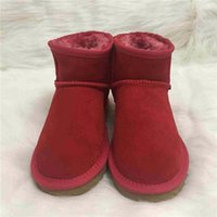 Hot selling HOT designer shoes Australia Style Women Unisex Snow Boots Waterproof Winter Leather Boots luxury Brand Ivg