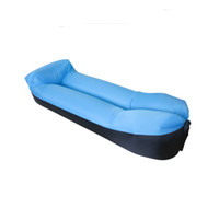 Miraculous Camping Fast Inflatable Air Bed Sofa Beach Bed Lounger Chair Air Bag Banana Sofa Furniture Sleeping Pads Outdoor Travel Gmtry Best Dining Table And Chair Ideas Images Gmtryco