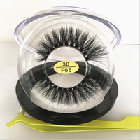Wholesale eyelashes extensions prices resale online - Price Pairs D Lashes Makeup Eyelashes Luxury handmade Cross Thick Eye Lashes Extension Natural Long