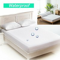 matratzenschoner groihandel-New Allergy Bed Bug Wasserdichte Matratze Total Encasement Protector Cover