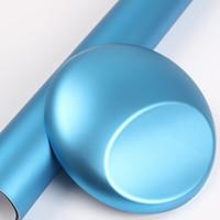 ingrosso adesivo auto metallico-Adesivo in vinile autoadesivo metallizzato opaco metallizzato con Air Bubble 1.52x18m / rotolo 4.98x59ft