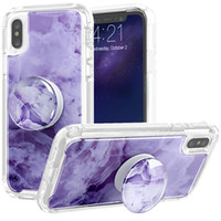 Wholesale cases resale online - Luxury Marble Phone Case in1 Heavy Duty Shockproof Full Body Protection Cover Case For Iphone XR XS Max