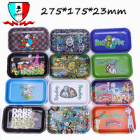 Wholesale trays for sale - Group buy Rolling Tray ash Trays mm Dabbing Trays nwe tray middle Metal Pallet Tobacco Brass Plate Herb Handroller smoking tools