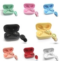 Wholesale bluetooth headset earphone clips for sale - Group buy E2 NEW Air Conduction Headsets Sport Wireless Clip Ear Bone Earphone With HD Mic Intelligent Bluetooth Headphone For Running Fitness