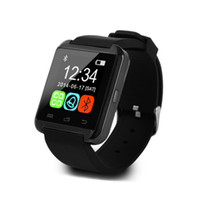 Discount huawei u8 New U8 Color Screen Touch Smart Watch Music Call Step Count Sleep Monitoring Camera Alarm Clock Bluetooth FOR: IPHONE Samsung Huawei OPPO