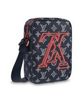 cartera maletín al por mayor-Danubio Pm M43678 Hombres bolsos del mensajero del hombro de la correa del bolso de totalizadores de la cartera carteras del equipaje de la lona
