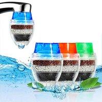 wasserhahnpatronen großhandel-16-19mm 21-23mm Haushaltsreiniger Wasserfilter Mini Küchenarmatur Luftreiniger Aktivkohle Wasserfilter Filterpatrone