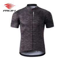 Wholesale nylon cycling shirt for sale - Group buy Rion New Designer Downhill Ropa Cycling Men s Mtb Mountain Bike Jerseys Ciclismo Short Sleeves Retro Racing Bicycle Tops