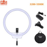 Wholesale led lights video yongnuo for sale - Group buy YONGNUO YN608 Studio Ring LED Flexible Video Light k Photographic Light Wireless Remote Control AC