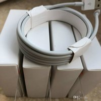 Wholesale With Retail Package Boxes for High Quality m m USB Data Sync Cable DHL