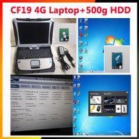 ordinateur portable de diagnostic bmw icom ista achat en gros de-2019.03 pour BMW ICOM A2 b c Logiciel en logiciel natif de disque dur de 500 Go avec ordinateur portable CF19 4g pour BMW ICOM ISTA / D (4.15) ISTA / P (3.66)