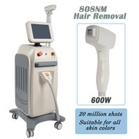 Wholesale best facial machines resale online - Best nm laser for sale soprano laser hair removal machine home use nm facial hair removal laser treatment