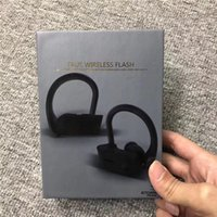 Wholesale samsung ear phones resale online - 2019 TRUE WIRELESS FLASH Headphones Blutetooth headset Portable Double Ear Earphones For IOS Android Cell phone