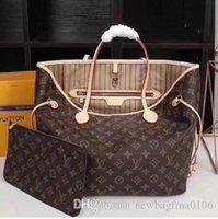 kahverengi bayan omuz çantası toptan satış-Yeni kaliteli bayan çanta Retro kahverengi çanta bayan çanta kaliteli bayan çantası Retro omuz çantası debriyaj