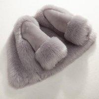 ingrosso boutique di abbigliamento invernale della neonata-Cappotto in pelliccia per bambine invernali Dollplus Elegante bambina Giacche e cappotti in pelliccia sintetica Parka caldo e caldo Abbigliamento boutique per bambini