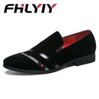 erkekler için ingiliz ayakkabıları toptan satış-Yeni Erkekler Ayakkabı İngiltere Iş Rahat Resmi Hakiki Deri Ayakkabı Bağbozumu Moda Elbise Düğün Shoes Homme Zapatos