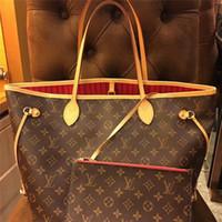ingrosso grandi zaini zip-borse del progettista delle donne borse di lusso di lusso borse borsa di cuoio portafoglio borsa a tracolla Tote clutch Donna grande zaino borse samll 5594