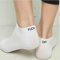 marcas de lingerie de luxo venda por atacado-Frete grátis marca de moda meias de homens meias com Off Luxury Designer Esporte Socks lingerie para mulheres Meias 5 cores opcional