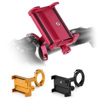 Wholesale cycling phone holder for sale - Group buy Bike Phone Mount Cycling Phone Holder Bike Bicycle Handlebar Mount Adjustable Cradle