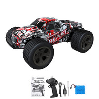 rc fernbedienung autos großhandel-High Speed 1:20 30 km / h Ferngesteuerter RC-Monster-Truck mit Fernsteuerung