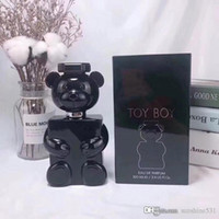Wholesale boys toys for men for sale - Group buy Hot selling perfume TOY BOY EDP ml for man Fresh and high grade perfume long lasting time spray free fast shipping