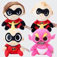 ingrosso bambola bambola uomo-Hercules Rubber Girl Ba Holi Bambola di peluche di alta qualità Morbida Surper Man Hero Peluche City Hero Series Peluche regali per bambini