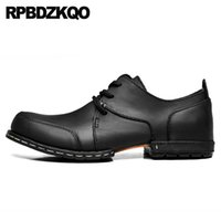 настоящая итальянская кожаная обувь оптовых-dress wedding real leather lace up black  Italy designer shoes men high quality office deluxe oxfords italian european