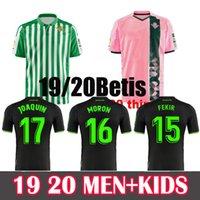 erkek gömlek kontrolleri toptan satış-2019 2020 erkek kdis erkek GERÇEK Betis futbol formaları CARVALHO LO CELSO BARTRA HULIO JOAQUÍN futbol formaları FEKIR Sınırlı Üretim kontrol
