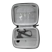 sabit disk taşıma çantaları toptan satış-Seagate Expansion Taşınabilir Harici Disk İçin Sert Sert Taşıma Çantası Kılıfı Çanta