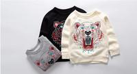 kız giyim sütyen toptan satış-Yeni Geliş İlkbahar Sonbahar Karikatür Bebek erkek kız Spor Giyim Çocuk Hoodie Sweatshirt Ceket Çocuk Giyim ceket Kabanlar