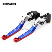 Wholesale honda cbr clutch lever resale online - Brake Clutch Lever For HONDA CBR600RR CBR1000RR CBR954 Motorcycle Accessories Folding Extendable CBR RR