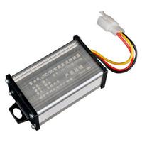 Wholesale 48v dc power supplies resale online - BIKIGHT V V V V V To V10A DC Converter Adapter For Electric Car Battery Power Supply