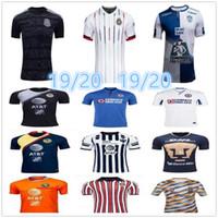 58dcdcc7eb7 2019 Mexico LIGA MX Club America soccer Jerseys 18 19 20 Monterrey UNAM  Chivas Cruz Azul Cougar football shirt