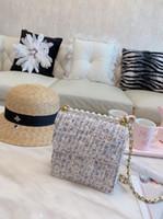 ручки ремни оптовых-дизайнерские сумки кокосовый кошелек с коробкой мода плечо крест тело дизайнерские сумки жемчужная ручка ремешка высокого качества женская сумка