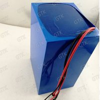 Wholesale vehicle solar resale online - GTK Lithium V AH lifepo4 V Ahbattery V Ah Rechargeable for w scooter bike Solar motorcycle vehicle A Charger