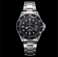 ingrosso orologio perpetuo della data-2018 relogio lusso del Mens di marca della vigilanza degli uomini grandi diamanti Day-Date dell'acciaio inossidabile di marca perpetuo Presidente automatico diamante orologio da polso Watche
