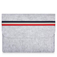 ingrosso sacchetto da 11,6 pollici-Newtopsell caso della copertura di protezione woolfelt macbook air per Apple Macbook Air Pro Retina 11 13 pollici, sacchetti Laptop Sleeve for mac 11,6 da 13,3 pollici