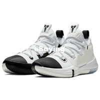 mamba venda por atacado-AAA + qualidade Kobe AD EP Preto Toe Mamba Dia Vela Multicolor homens Tênis De Basquete Lobo Cinza Laranja preto branco Mens Formadores Tênis Esportivos