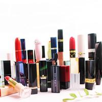 ingrosso ciglia di diy-Tubo Lipstick Tubo per rossetti Tubo Spot Personalizzabile Labbro per labbra Smalto per ciglia Tubo vuoto labbra bottiglie mescolano gli stili