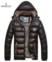 erkek paltosu toptan satış-Kaliteli 2019 Marka Yeni Kış Pamuk erkek Ceketleri Kısa Kalınlaşmış Aşağı Erkek Sıcaklık Için Yastıklı Ceket Tüy Palto Ceket Giyim