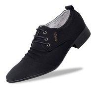 ingrosso scarpe abiti formali-Progettista di marca di Natale degli uomini formali di nozze a punta scarpe da uomo vestito banchetto affari