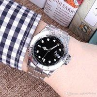 balck watch toptan satış-Reloj Lüks Erkek Saatler Otomatik Gün Tarih Yeni Casual Marka Tasarımcısı Erkekler İzle Moda Deri Saatler balck Usta Gmt Kuvars Saat