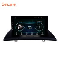 Wholesale bmw build for sale - Group buy Seicane Android din Car GPS navi Head Unit Player for BMW X3 E83 i i si i si d d