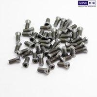 ingrosso torni cnc-50pcs M2.0 M2.0 M2.2 M2.5 M3.0 M4.0 M5 Viti Trox per fissare il tornio o inserti di fresatura o alesatura sulla macchina dei supporti di taglio CNC