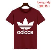 ingrosso buone t-shirt per gli uomini-2019 Nuovi designer T-shirt per uomo e donna T-Shirt Uomo Abbigliamento Good Brand Camicia manica corta Abbigliamento donna Taglia S-XXL Streetwear