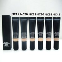 Wholesale natural toothpastes for sale - Group buy Brand Colors Foundation Liquid Makeup ML Face Concealer Toothpaste Shape Long Lasting Face Cosmetics Hot Sales
