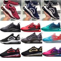 кроссовки из белой весны оптовых-Обувь для бега спортивная All White черный весенний стиль кроя мужчины женщины Спортивные кроссовки Обувь US 5.5-12 S38293