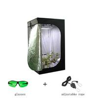 éclairage à spectre complet achat en gros de-plante d'intérieur Tentes de gamme complète pour la fleur de serre lampe LED lumière Tentes de Phyto kit boîte fitolampy