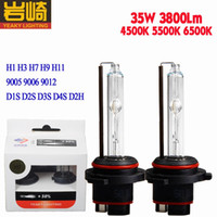 Wholesale d3s hid xenon bulbs for sale - Yeaky Car Headlight w K K K H1 H7 H11 H9 D1S D2S D3S D4S Auto HID Bulb Xenon Lamp Light