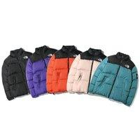 casaco de veludo xl venda por atacado-Luxo Marca Homens Mulheres SUP Off Estrela branca casacos de inverno veludo e jaquetas campeão Quente jaqueta com capuz de Down